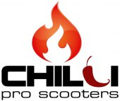 Logo Chilli Pro Scooters