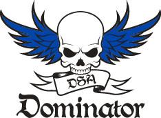 Logo Dominator Scooters