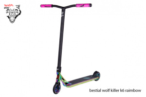 Bestial Wolf Killer K6 Rainbow