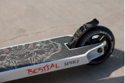 Patinete Bestial Wolf Rocky R4