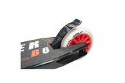 Patinete Bestial Wolf Booster B6 Negro