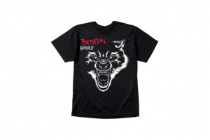 Camiseta Bestial Wolf