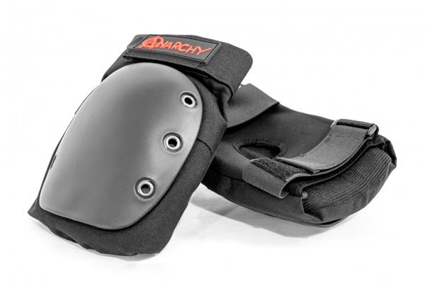 Rodilleras de protección para scooters freestyle de la marca Anarchy