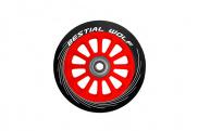 Rueda Bestial Wolf 100 mm