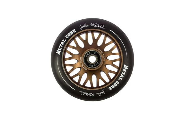 Rueda Metal Core Johan Walzel 110mm. - Núcleo de Aluminio