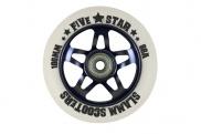Rueda de patinete scooter Slamm Five Star 100 mm.