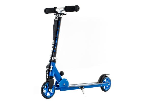 Patinete infantil plegable Slamm Frenzy 125mm con ruedas de 125mm