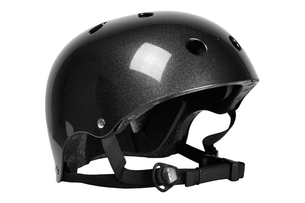 Casco Skate SFR Essentials Gris Metalizado