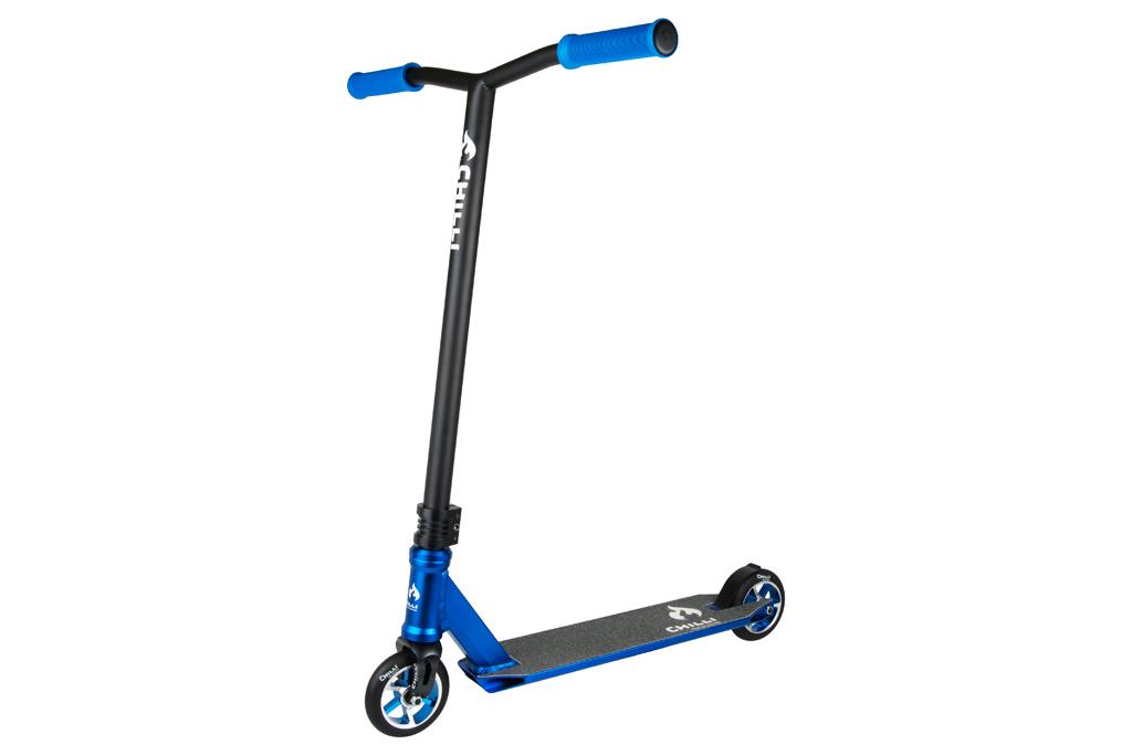 Scooter Feestyle Chilli Pro 5100 HIC Azul - Nivel Avanzado