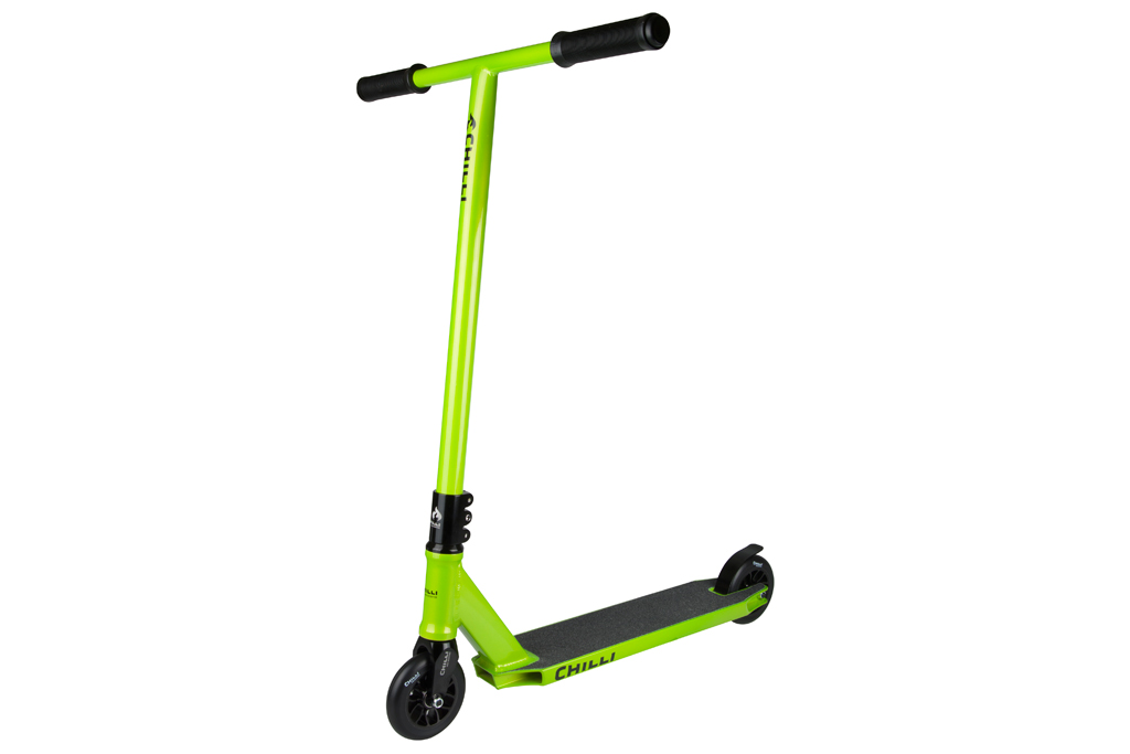 Scooter Freestyle Chilli Pro C1 IHC Verde