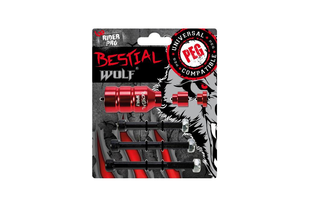 Peg Bestial Wolf