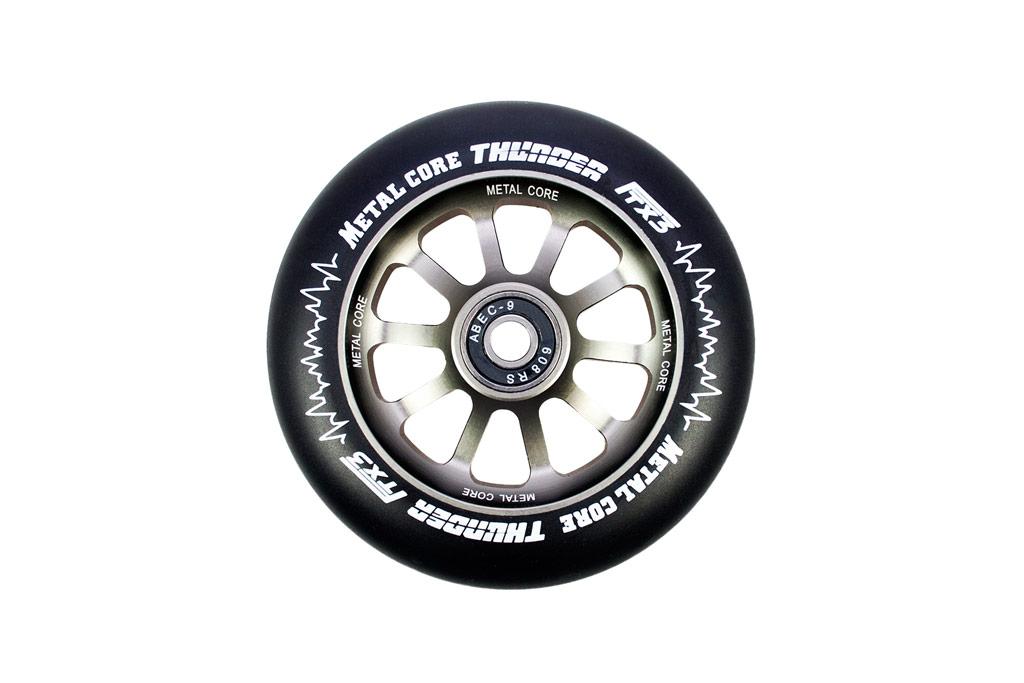 Rueda Patinete Scooter Metal Core Thunder de 110mm.