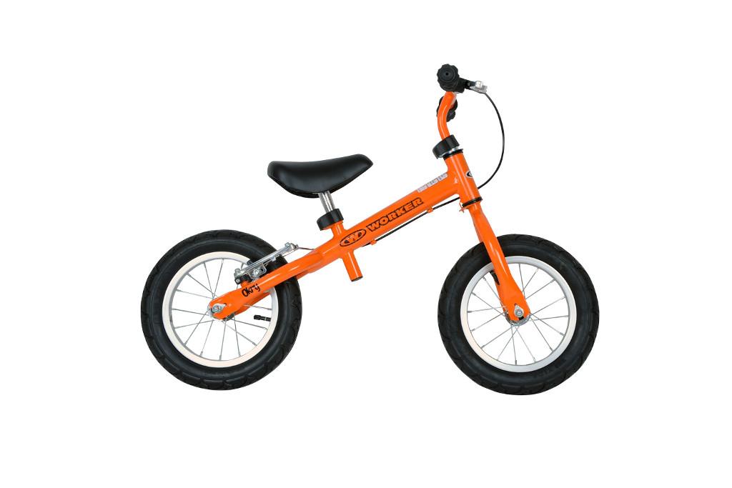 Bicicleta sin Pedales  Worker Okry