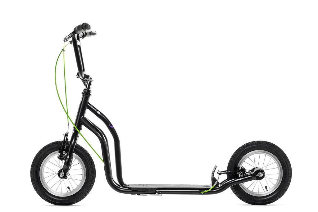"Patinete Yedoo Ox New ® ➨ Todoterreno con ruedas Inflables de 12"""