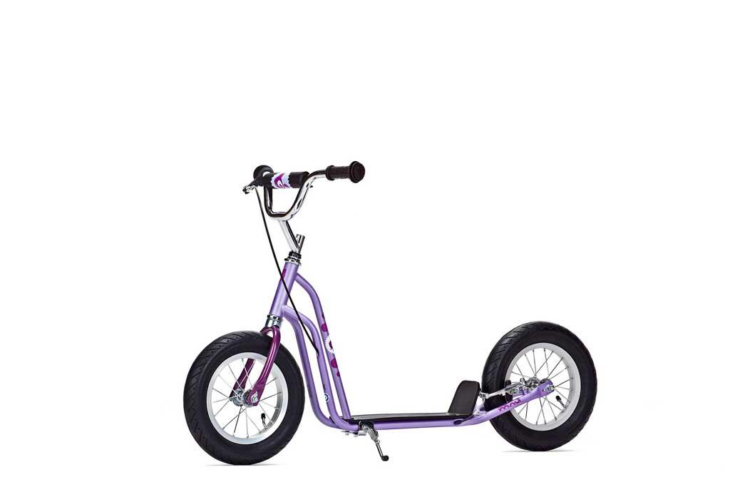 Patinete infantil de ruedas infables Yedoo Mau, > 4 años.