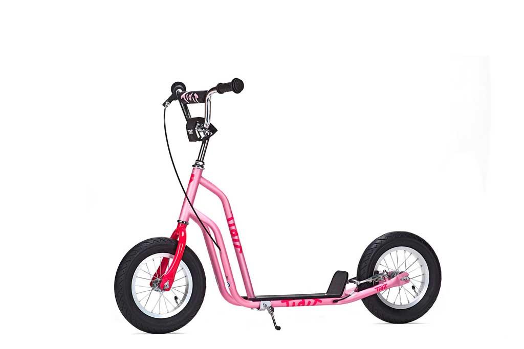 Patinete infantil de ruedas infables Yedoo Tidit, > 5 años.